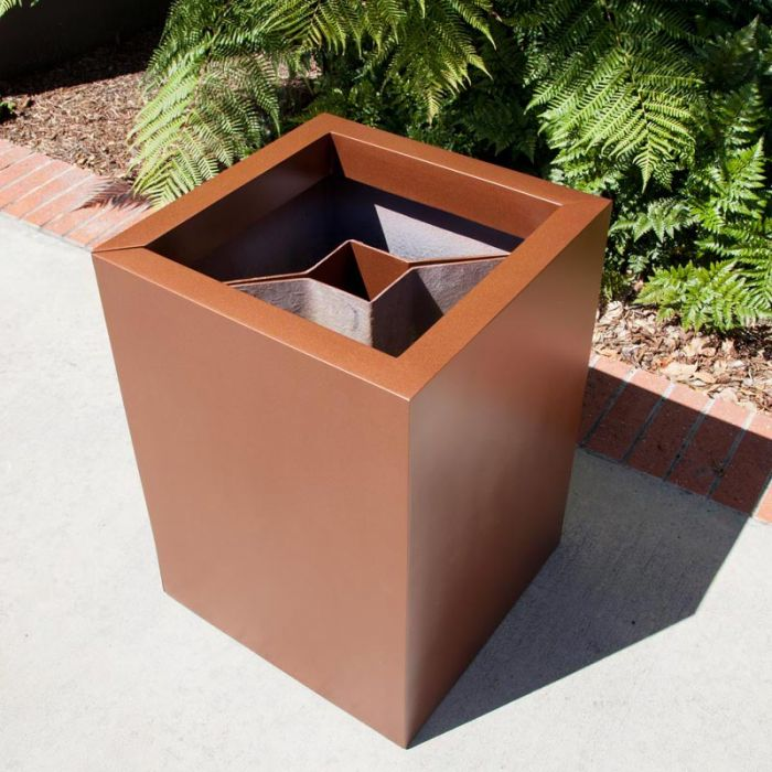 Modern Post Planter Collection