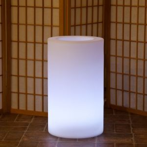 Frey Illuminated Planter