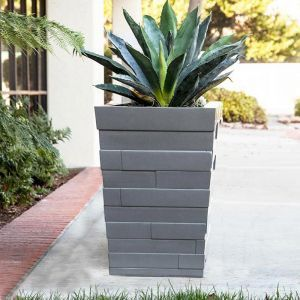 Brockton Tapered Square Planter