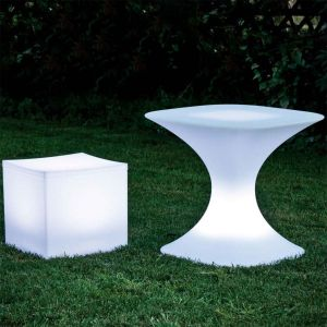 Livio Illuminated Café Table