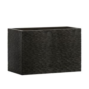Dune Rectangle Fiberstone Planters