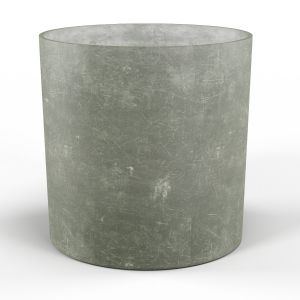 Tapered Round Commercial Fiberglass Planter Liner