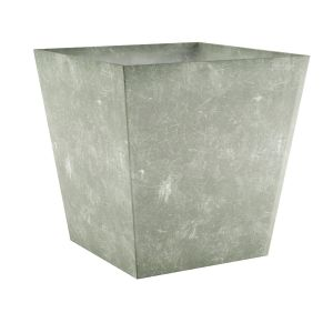 Tapered Square Commercial Fiberglass Planter Liners