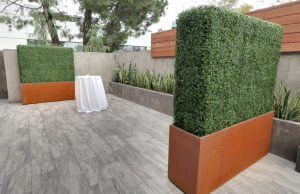 Artificial Privacy Hedges