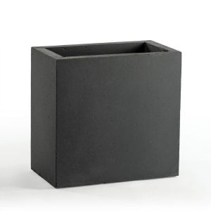 Titan Weathered Stone Rectangular Planters