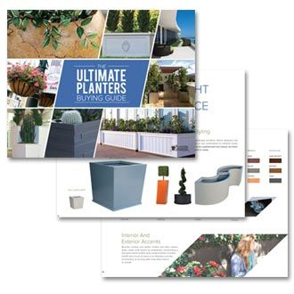 Look inside our Planters Buying Guide