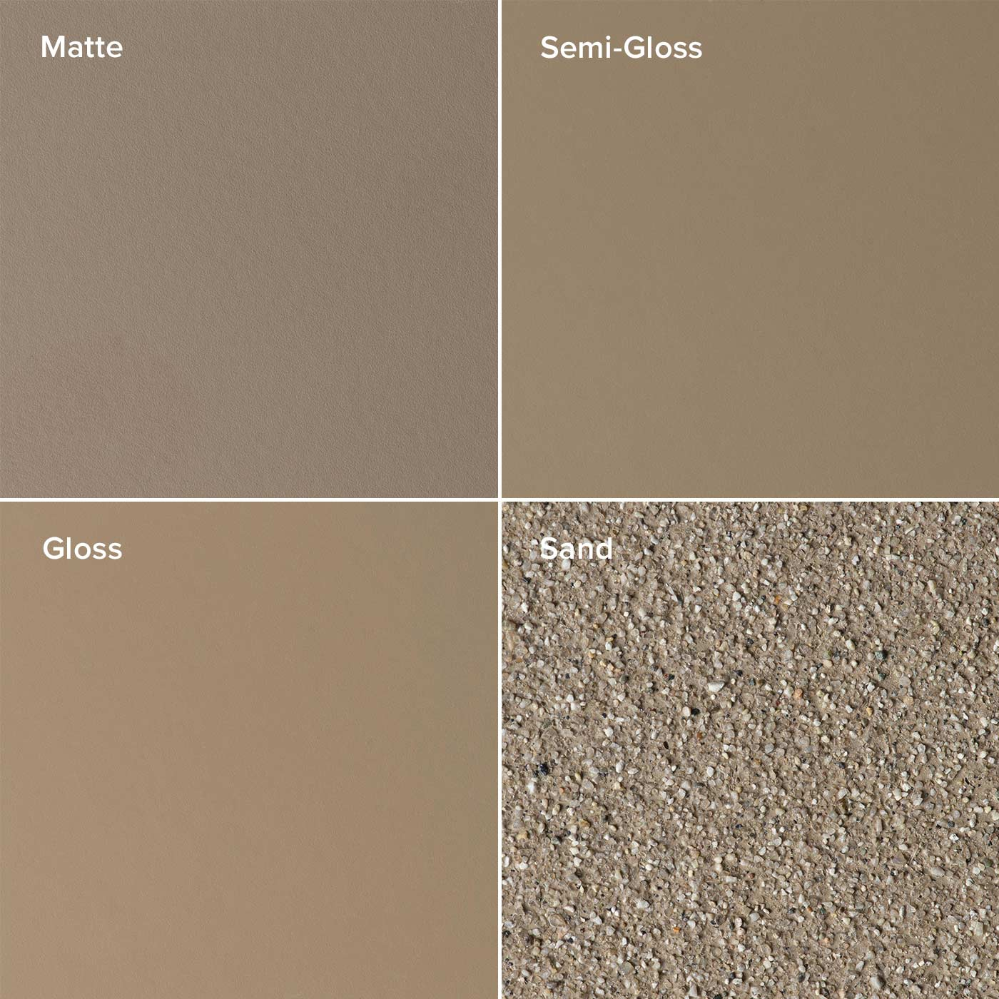 Beige Finishes