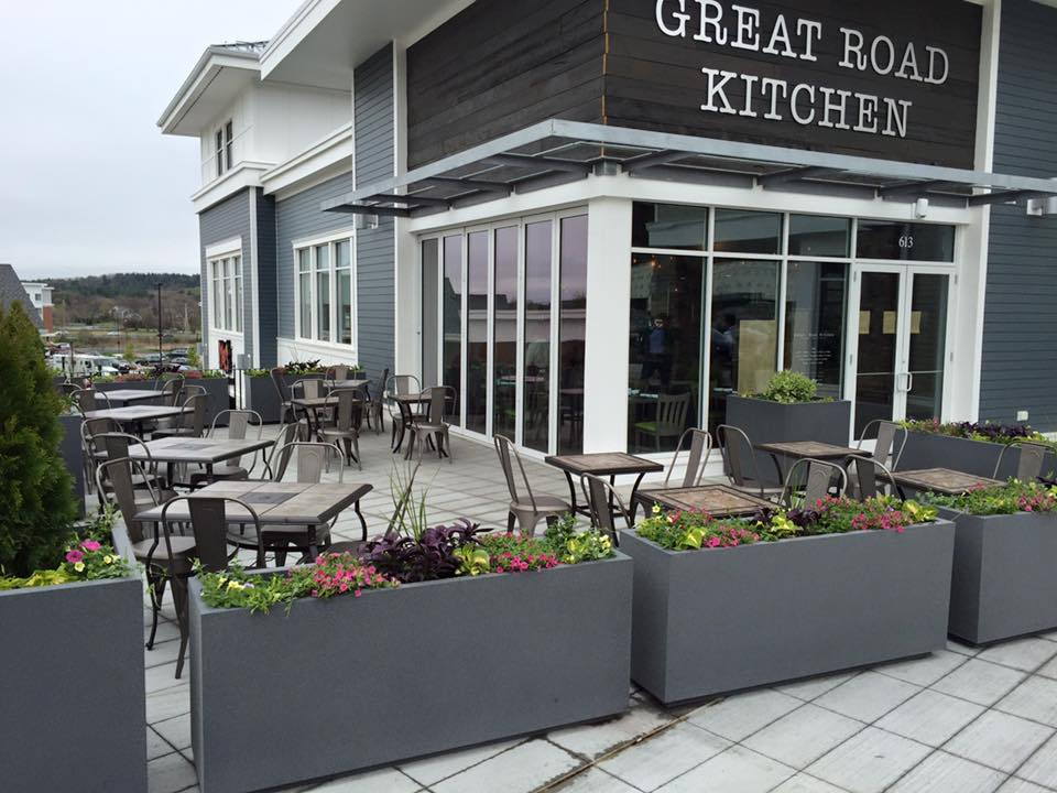 Great Road Kitchen Project
